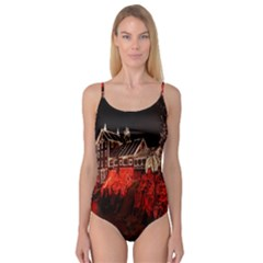 Clifton Mill Christmas Lights Camisole Leotard