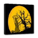 Death Haloween Background Card Mini Canvas 8  x 8  View1