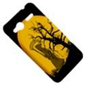 Death Haloween Background Card HTC Radar Hardshell Case  View5