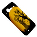 Death Haloween Background Card HTC Incredible S Hardshell Case  View5