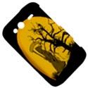 Death Haloween Background Card HTC Wildfire S A510e Hardshell Case View5