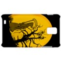 Death Haloween Background Card Samsung Infuse 4G Hardshell Case  View1