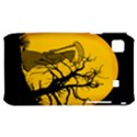 Death Haloween Background Card Samsung Galaxy S i9000 Hardshell Case  View1