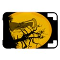 Death Haloween Background Card Kindle 3 Keyboard 3G View1