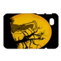 Death Haloween Background Card Samsung Galaxy Tab 7  P1000 Hardshell Case  View1