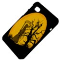 Death Haloween Background Card Samsung Galaxy Tab 7  P1000 Hardshell Case  View4