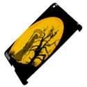 Death Haloween Background Card Apple iPad 3/4 Hardshell Case (Compatible with Smart Cover) View4