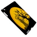 Death Haloween Background Card Apple iPad 3/4 Hardshell Case (Compatible with Smart Cover) View5