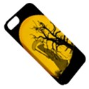 Death Haloween Background Card Apple iPhone 5 Classic Hardshell Case View5