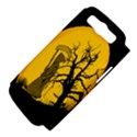 Death Haloween Background Card Samsung Galaxy S III Hardshell Case (PC+Silicone) View4