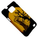 Death Haloween Background Card Samsung Galaxy S II i9100 Hardshell Case (PC+Silicone) View5