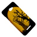 Death Haloween Background Card HTC Butterfly X920E Hardshell Case View5