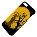 Death Haloween Background Card Apple iPhone 5 Hardshell Case with Stand View4