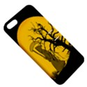 Death Haloween Background Card Apple iPhone 5 Hardshell Case with Stand View5