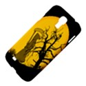 Death Haloween Background Card Samsung Galaxy S4 I9500/I9505 Hardshell Case View4