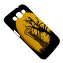 Death Haloween Background Card Samsung Galaxy Win I8550 Hardshell Case  View5