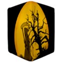 Death Haloween Background Card iPad Air Flip View3