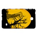 Death Haloween Background Card Samsung Galaxy Tab 4 (7 ) Hardshell Case  View1