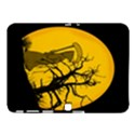 Death Haloween Background Card Samsung Galaxy Tab 4 (10.1 ) Hardshell Case  View1