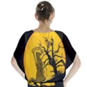 Death Haloween Background Card Blouse View2