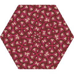 Digital Raspberry Pink Colorful  Mini Folding Umbrellas