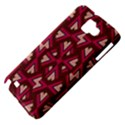 Digital Raspberry Pink Colorful  Samsung Galaxy Note 1 Hardshell Case View4