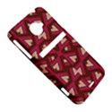 Digital Raspberry Pink Colorful  HTC Evo 4G LTE Hardshell Case  View5