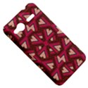Digital Raspberry Pink Colorful  HTC Radar Hardshell Case  View5