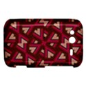 Digital Raspberry Pink Colorful  HTC Wildfire S A510e Hardshell Case View1