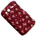 Digital Raspberry Pink Colorful  HTC Wildfire S A510e Hardshell Case View5