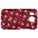 Digital Raspberry Pink Colorful  HTC Desire HD Hardshell Case  View1