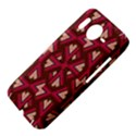 Digital Raspberry Pink Colorful  HTC Desire HD Hardshell Case  View4