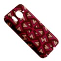 Digital Raspberry Pink Colorful  HTC Desire HD Hardshell Case  View5