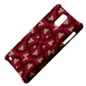 Digital Raspberry Pink Colorful  Samsung Infuse 4G Hardshell Case  View4