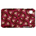 Digital Raspberry Pink Colorful  Samsung Galaxy S i9000 Hardshell Case  View1
