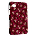 Digital Raspberry Pink Colorful  Samsung Galaxy Tab 7  P1000 Hardshell Case  View2