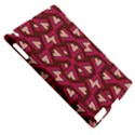 Digital Raspberry Pink Colorful  Apple iPad 2 Hardshell Case (Compatible with Smart Cover) View5