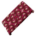 Digital Raspberry Pink Colorful  Apple iPad 3/4 Hardshell Case (Compatible with Smart Cover) View4
