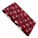 Digital Raspberry Pink Colorful  Samsung Galaxy Tab 10.1  P7500 Hardshell Case  View5