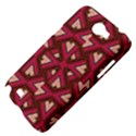 Digital Raspberry Pink Colorful  Samsung Galaxy Note 2 Hardshell Case View4