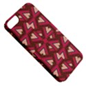Digital Raspberry Pink Colorful  Apple iPhone 5 Classic Hardshell Case View5
