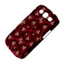 Digital Raspberry Pink Colorful  Samsung Galaxy S III Classic Hardshell Case (PC+Silicone) View4