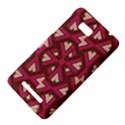 Digital Raspberry Pink Colorful  HTC One SU T528W Hardshell Case View4