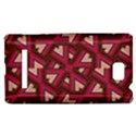 Digital Raspberry Pink Colorful  HTC 8S Hardshell Case View1