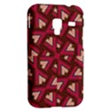 Digital Raspberry Pink Colorful  Samsung Galaxy Ace Plus S7500 Hardshell Case View2
