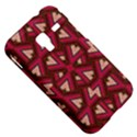 Digital Raspberry Pink Colorful  Samsung Galaxy Ace Plus S7500 Hardshell Case View5