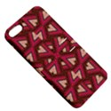 Digital Raspberry Pink Colorful  Apple iPhone 5 Hardshell Case with Stand View5