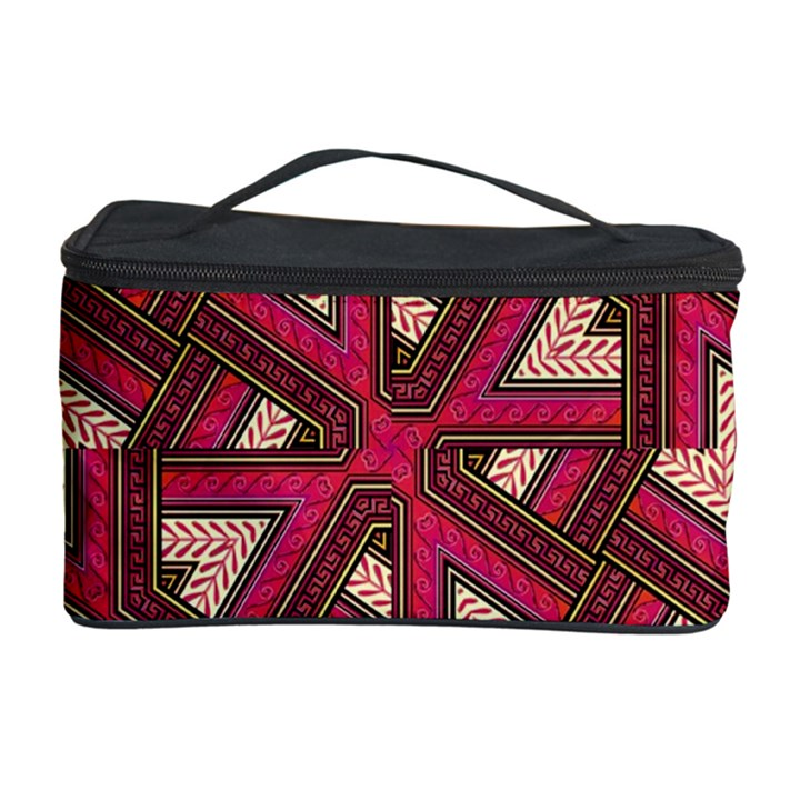 Digital Raspberry Pink Colorful  Cosmetic Storage Case