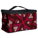 Digital Raspberry Pink Colorful  Cosmetic Storage Case View2