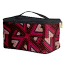 Digital Raspberry Pink Colorful  Cosmetic Storage Case View3